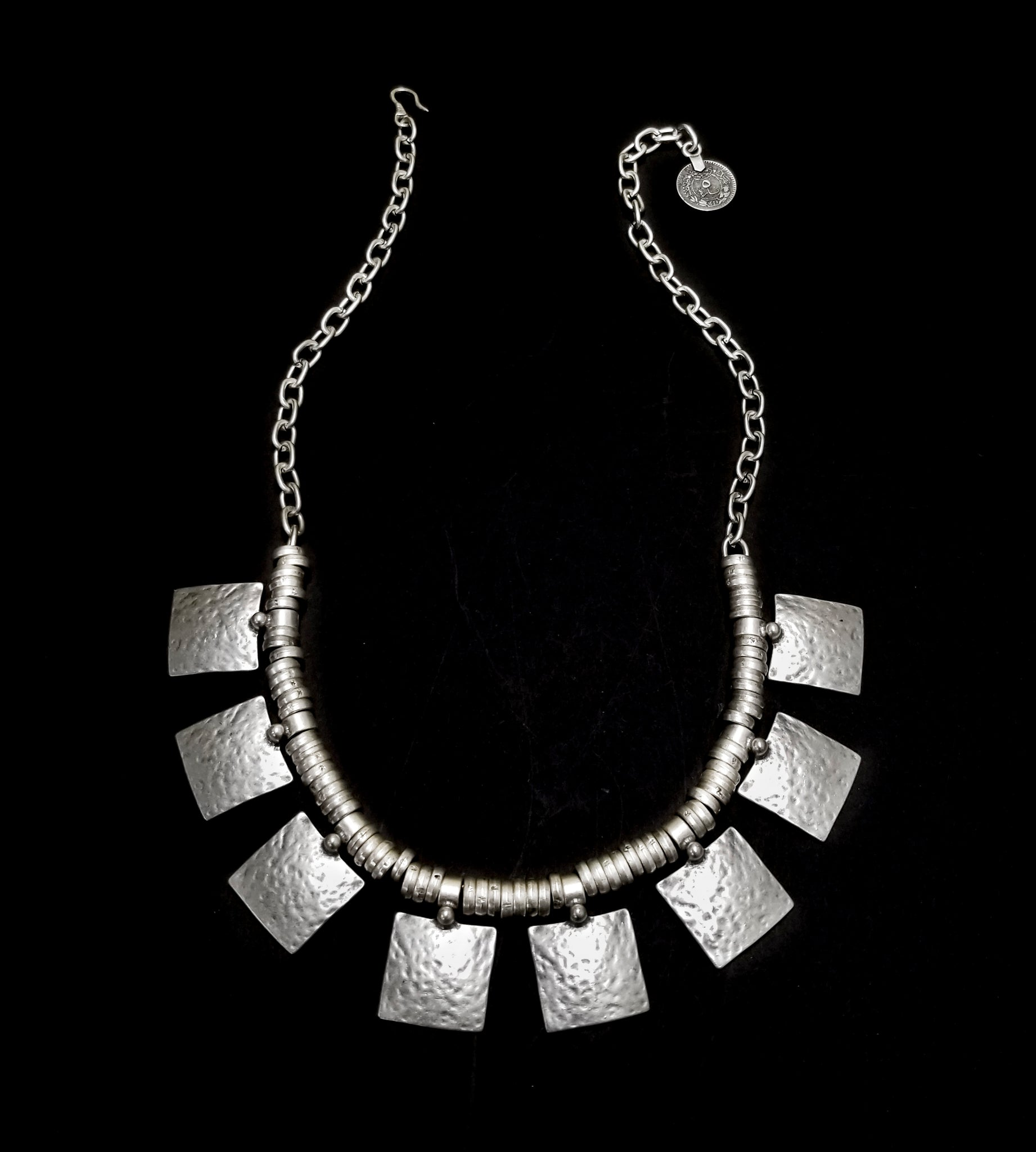 Pewter Necklace - SKU# 1662