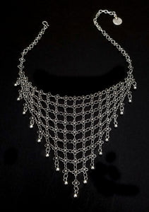 Pewter Necklace - SKU# 1691