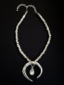 Pewter Necklace - SKU# NN-3149