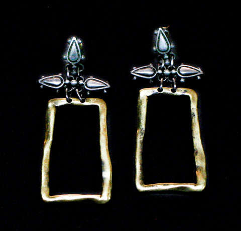 Bronze Earrings - SKU# BRN4015