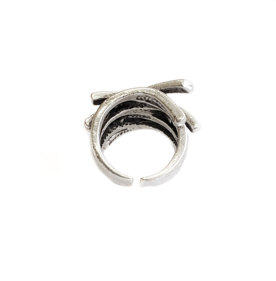 Pewter Ring SKU #NR6809