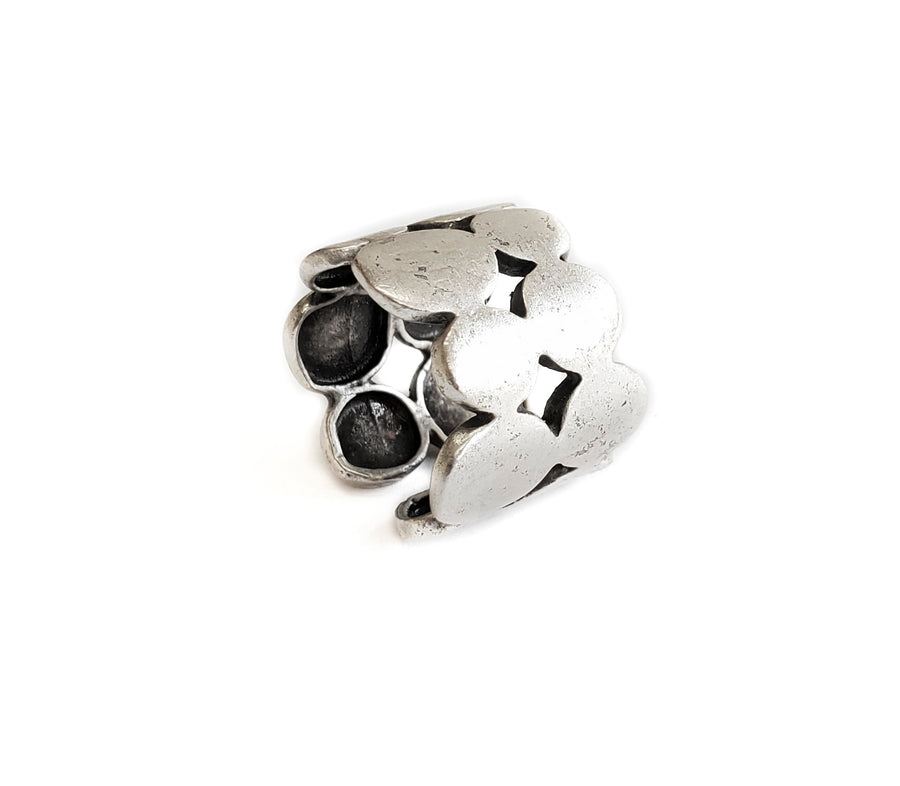 Pewter Ring SKU #NR6830