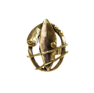 Bronze Ring - SKU# BRN3086
