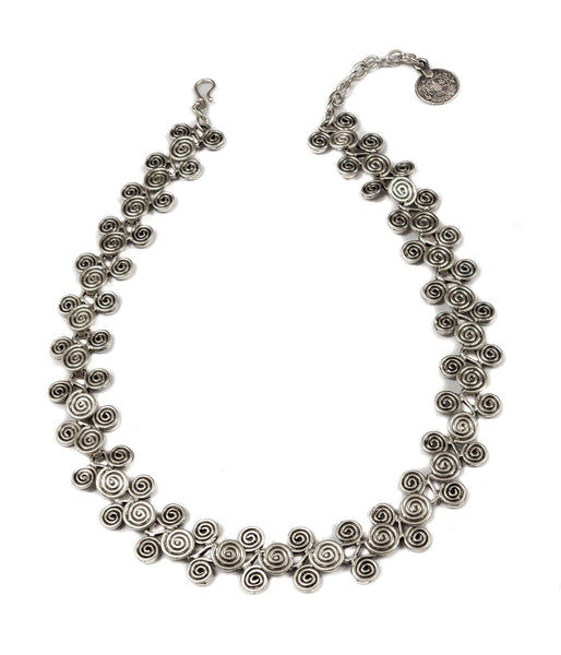 Pewter Necklace - SKU# 1595