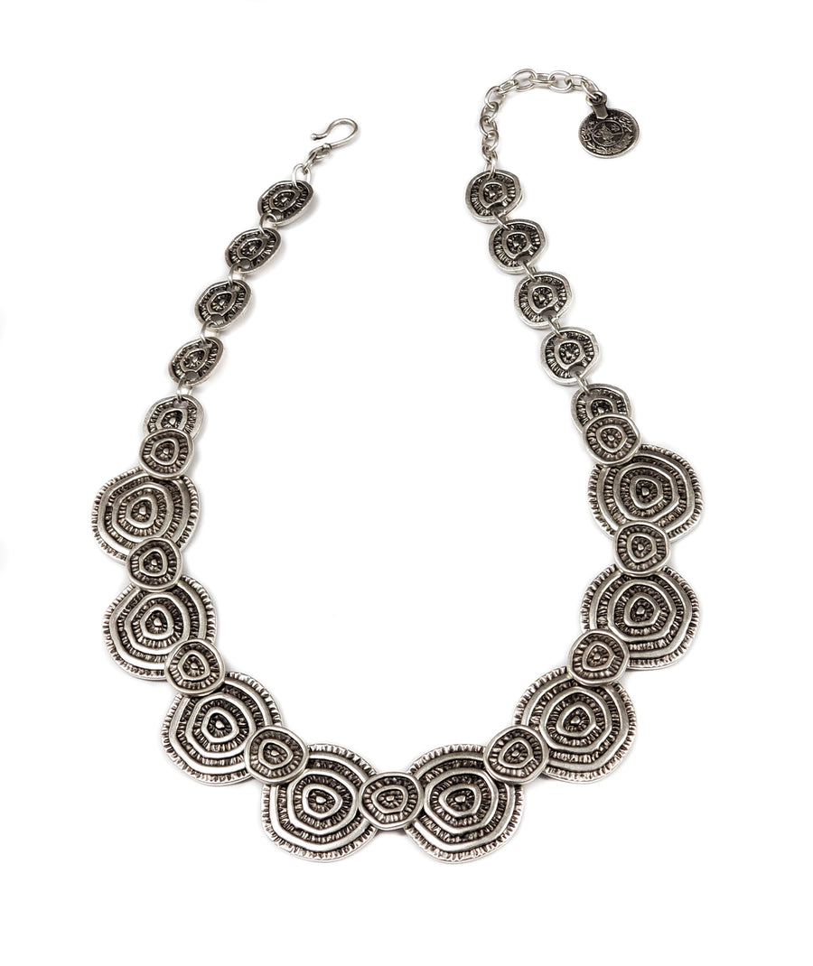 Pewter Necklace - SKU# 1597