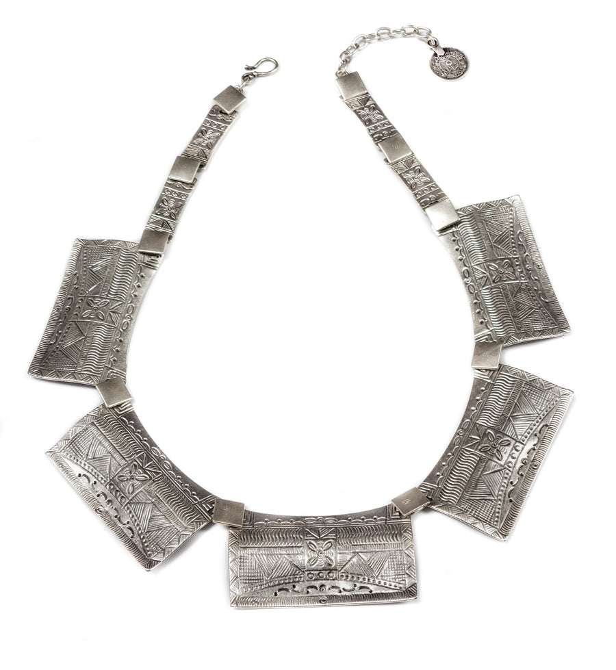 Pewter Necklace - SKU# 1653