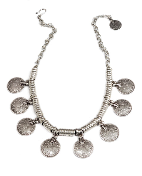 Pewter Necklace - SKU# 1663