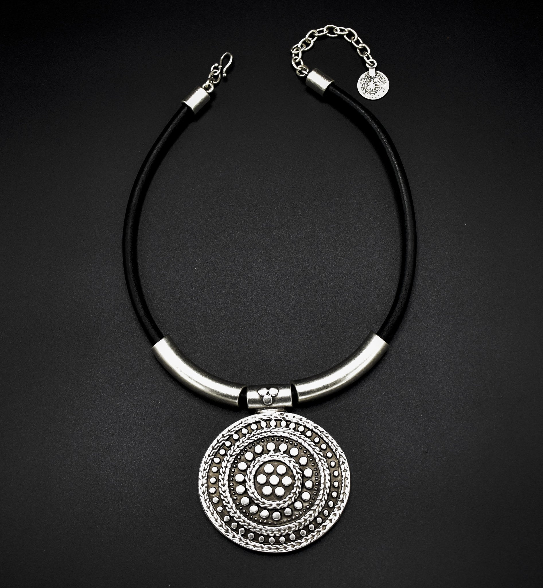 Pewter Necklace - SKU# 1664