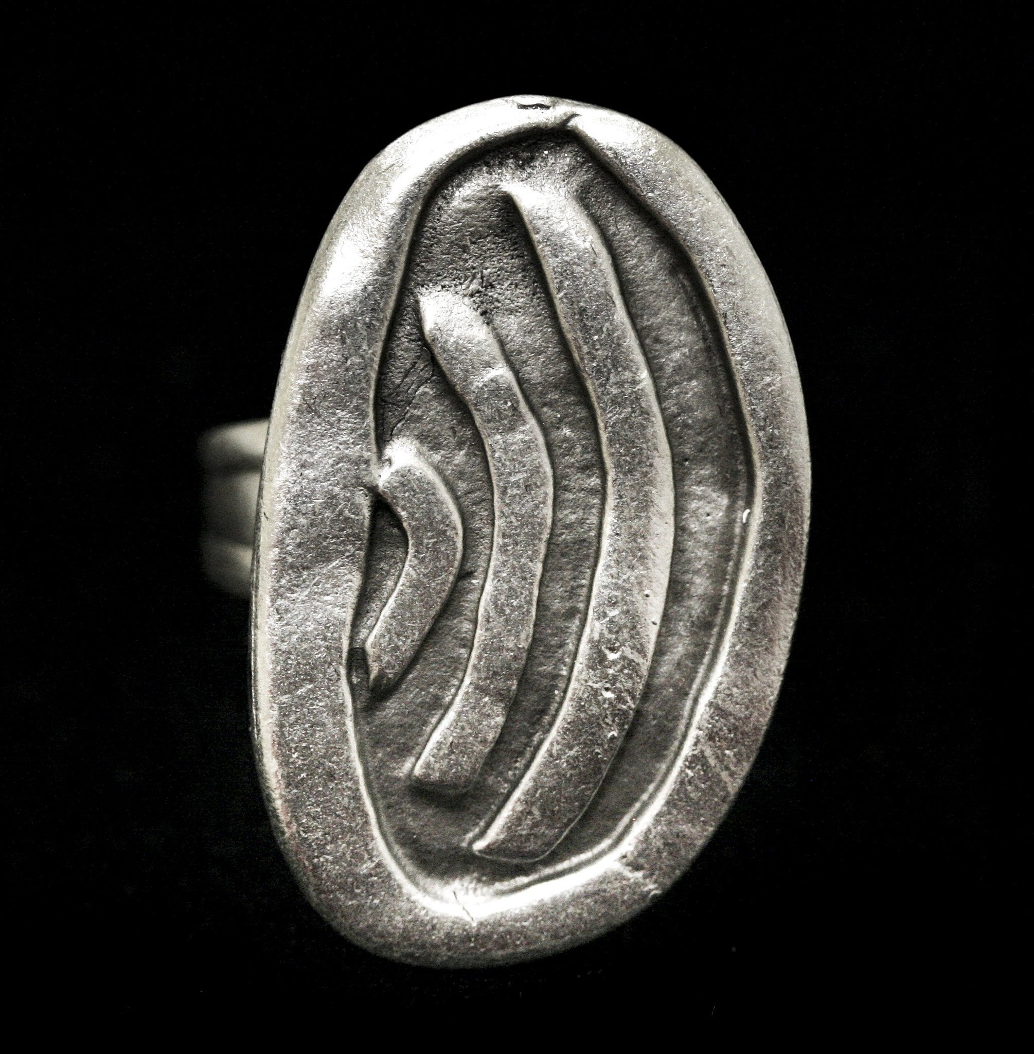 Pewter Ring - SKU# 4100