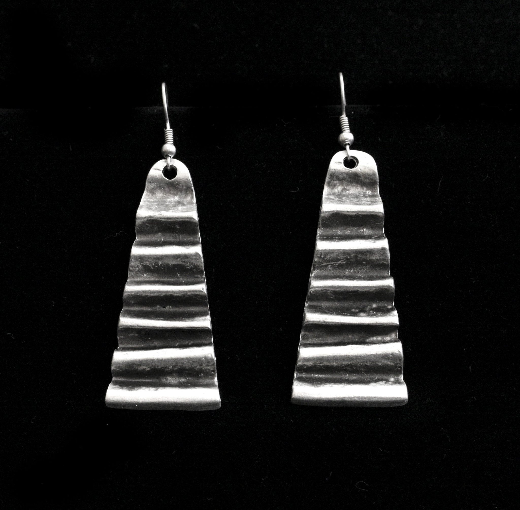 Pewter Earrings - SKU# 4512