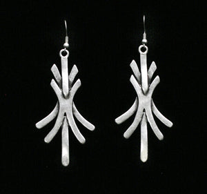Pewter Earrings - SKU# 4539