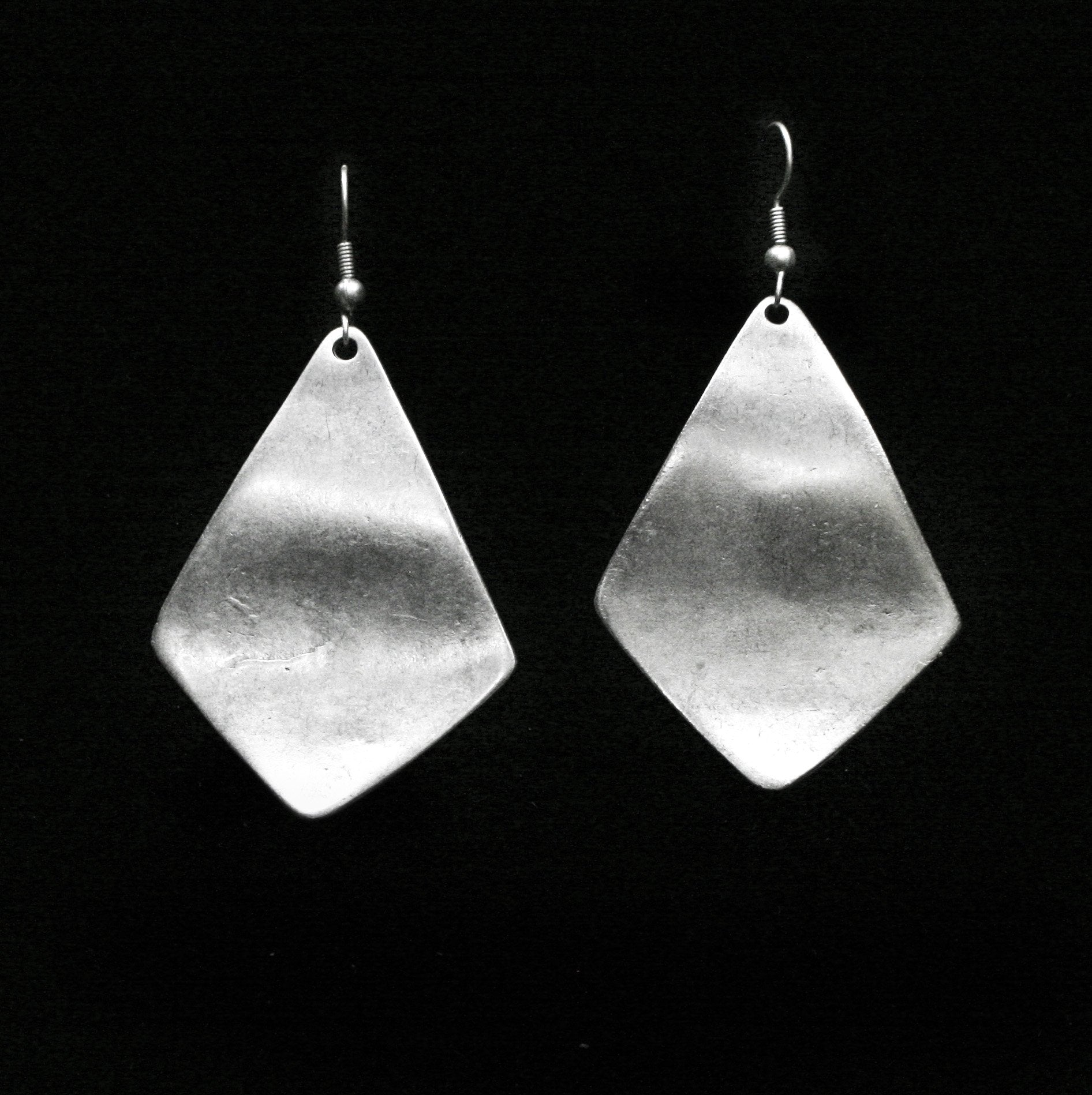 Pewter Earrings - SKU# 4546