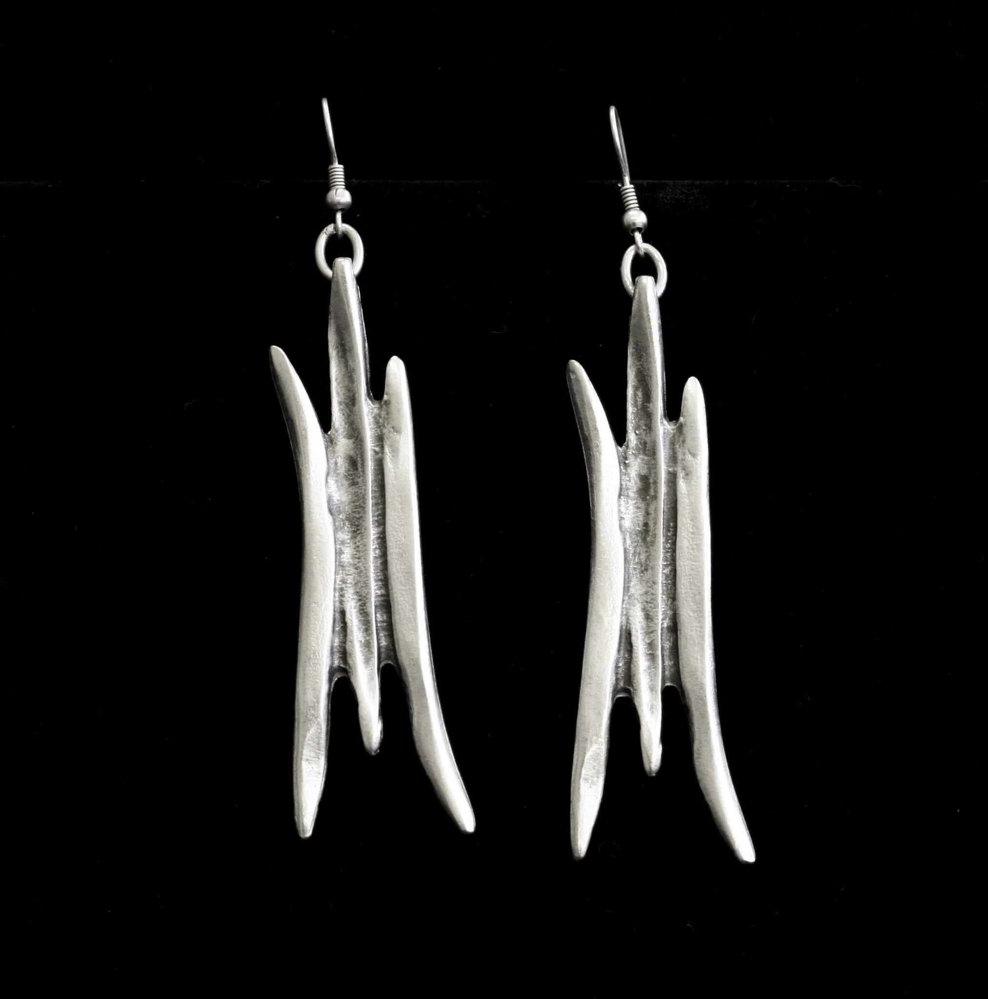 Pewter Earrings - SKU# 4549
