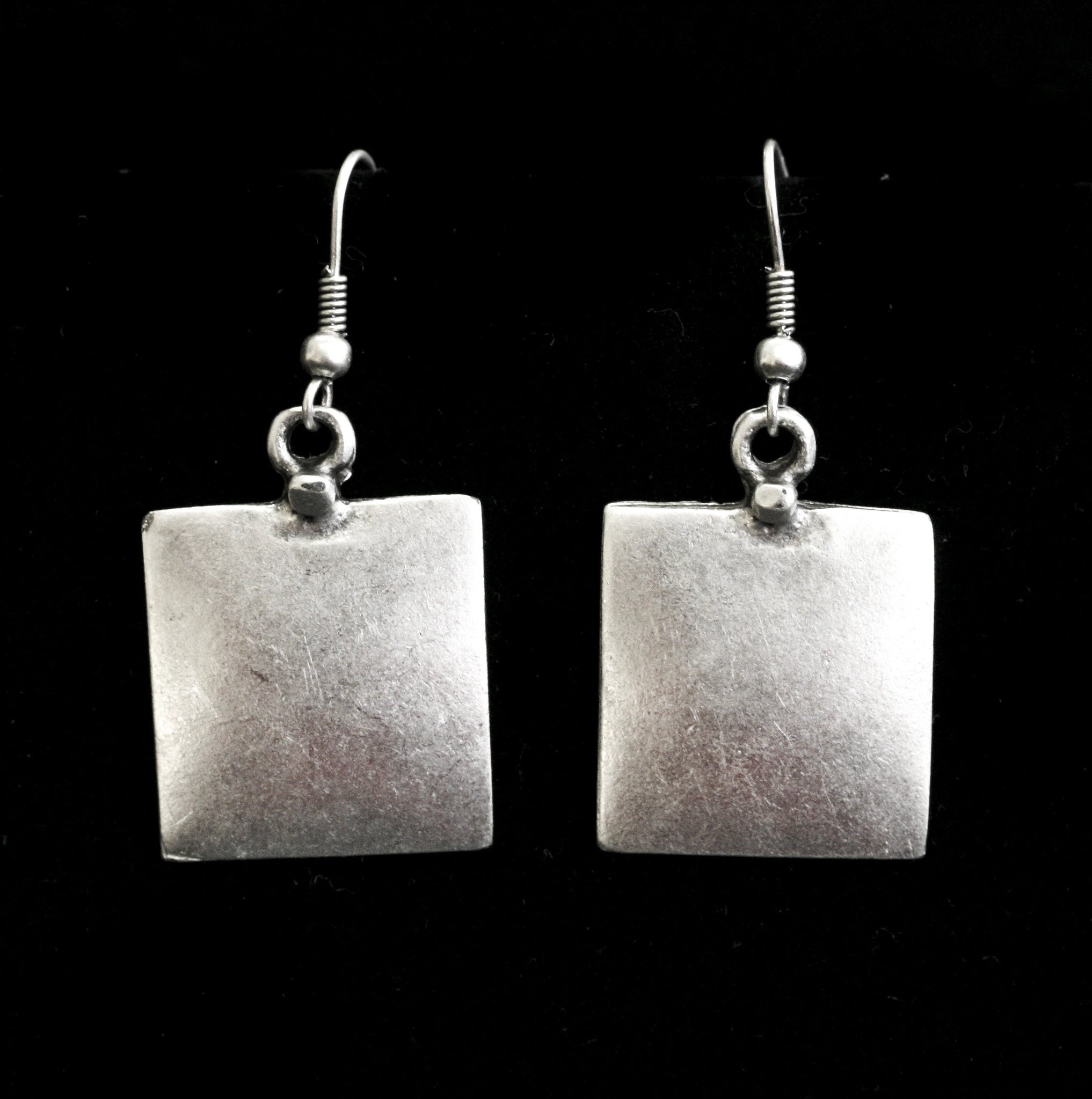 Pewter Earrings - SKU# 4662