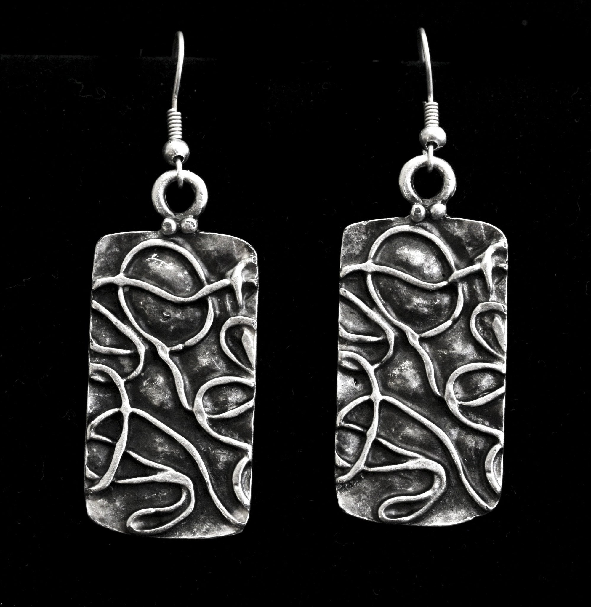 Pewter Earrings - SKU# 4674