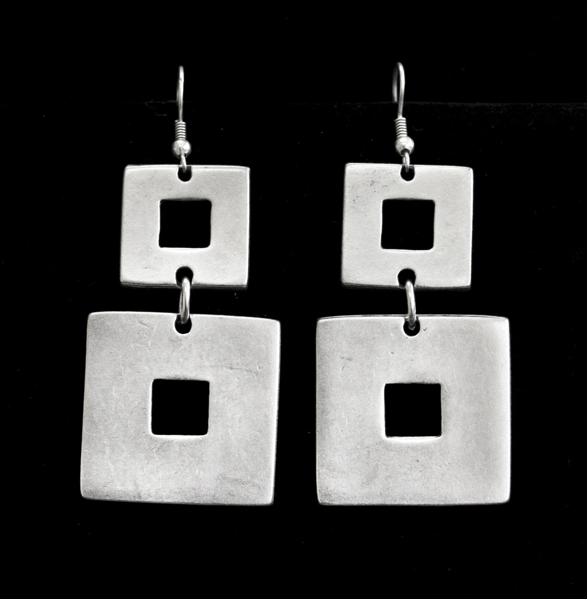 Pewter Earrings - SKU# 5050