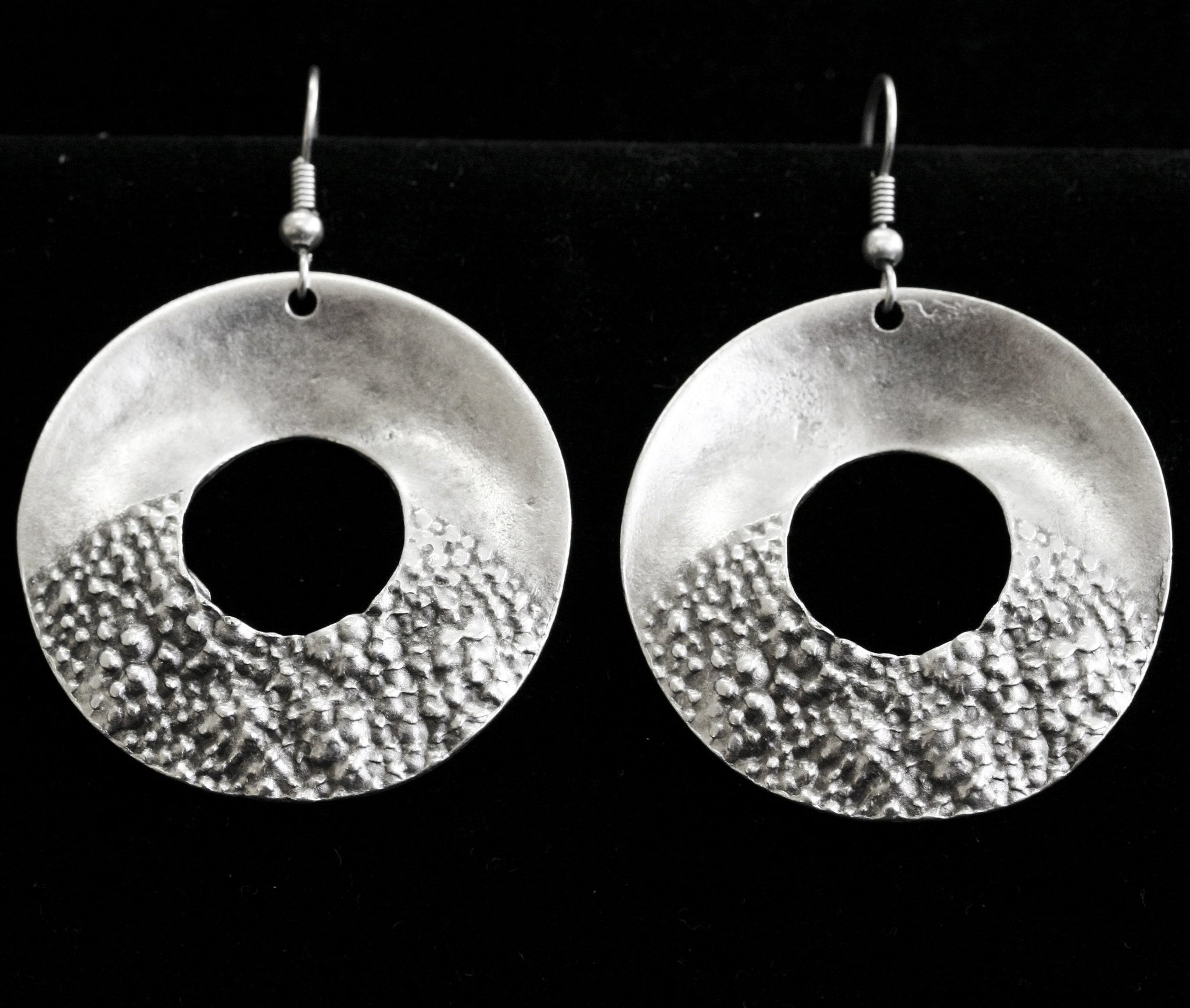 Pewter Earrings - SKU# 5108
