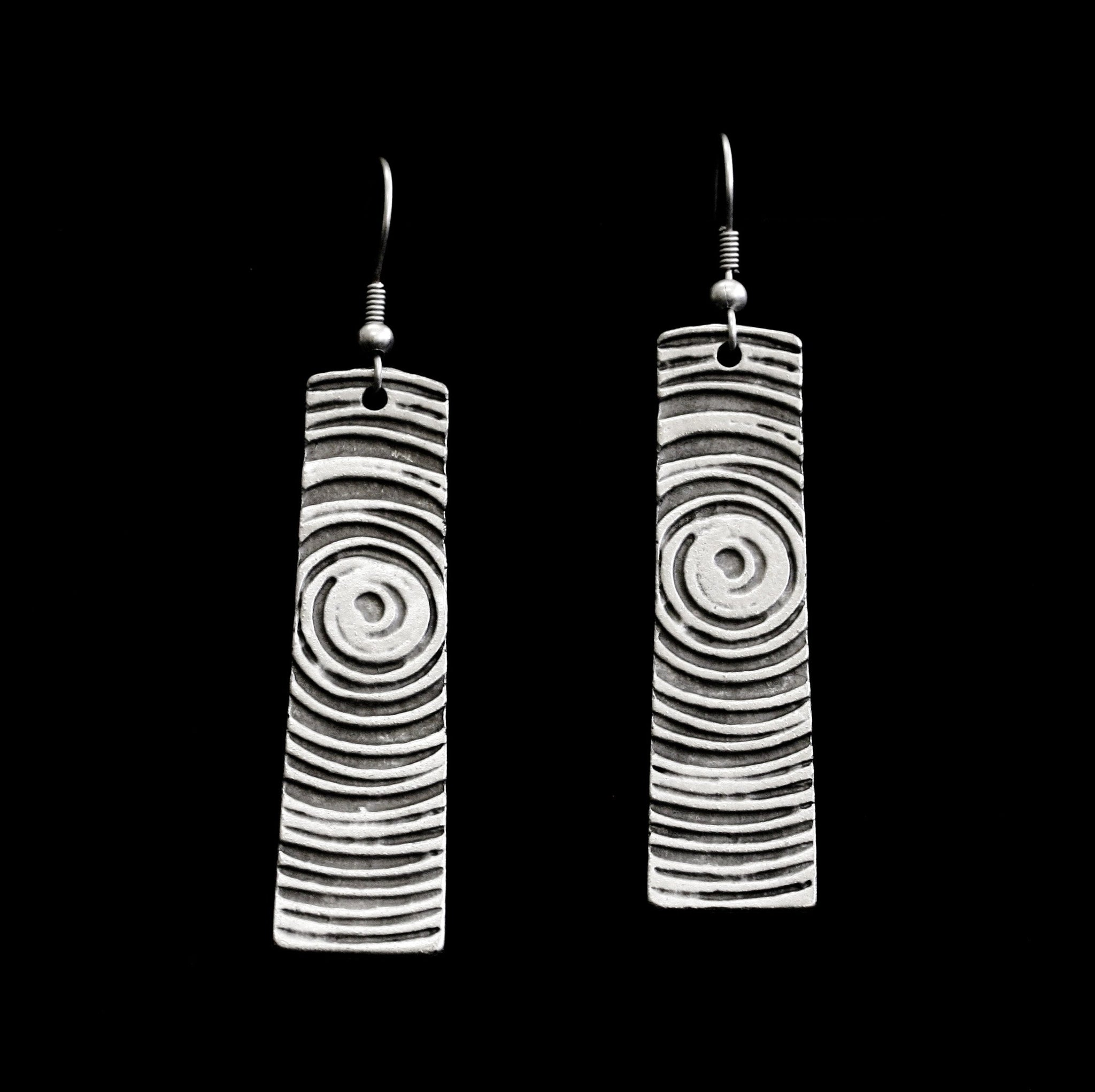Pewter Earrings - SKU# 5178