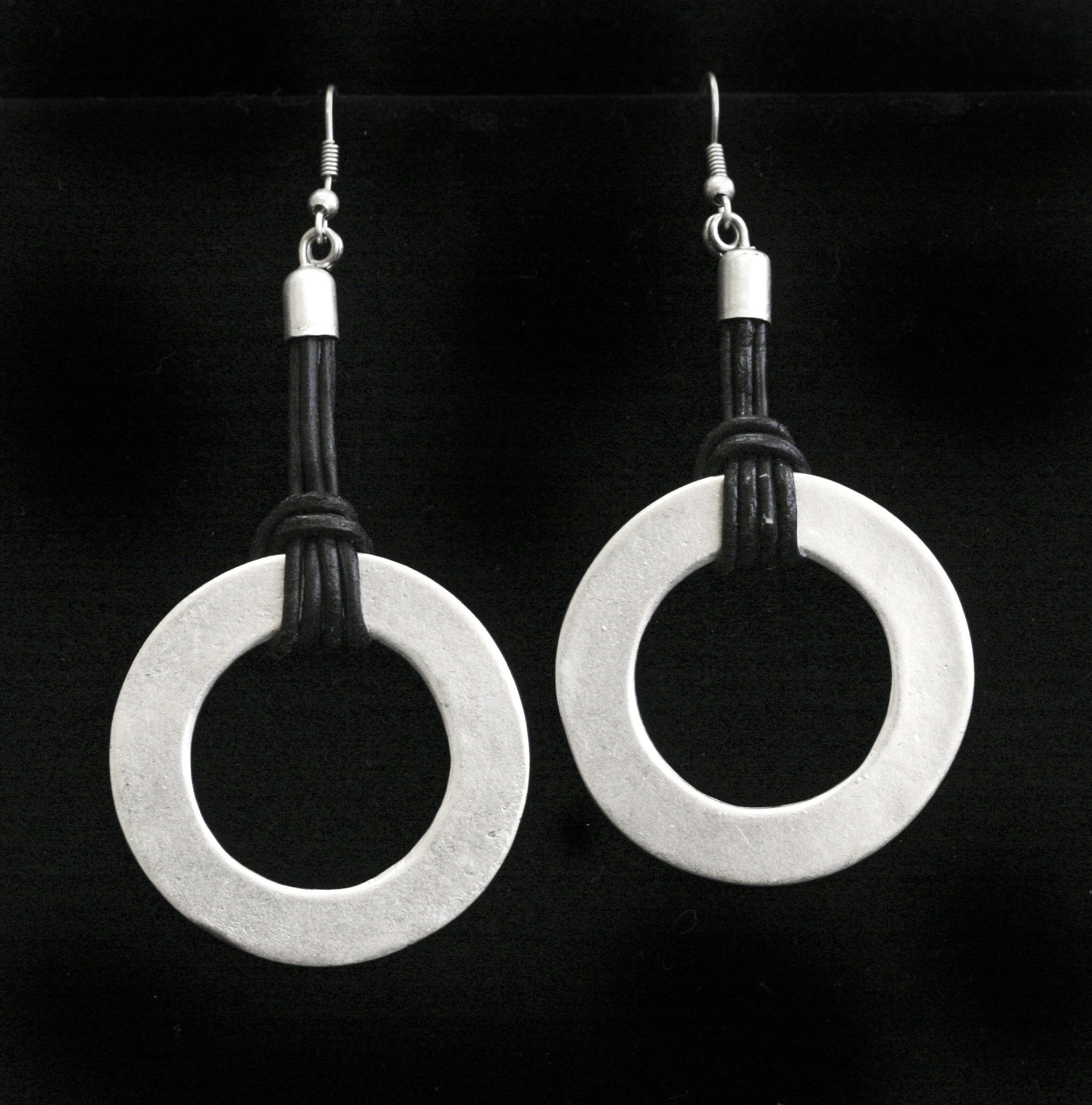 Pewter Earrings - SKU# 5206