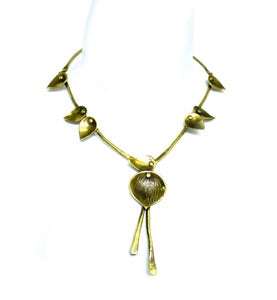 Bronze Necklace - SKU# BRN1056