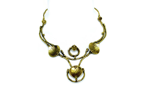 Bronze Necklace - SKU# BRN1067