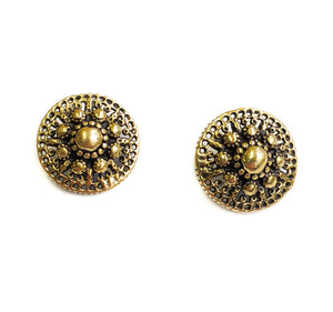 Bronze Earrings - SKU# BRN4001