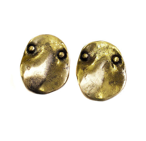 Bronze Earrings - SKU# BRN4006
