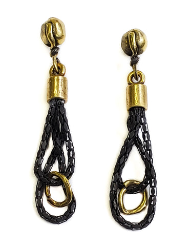 Bronze Earrings - SKU# BRN4013