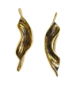 Bronze Earrings - SKU# BRN4025