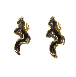 Bronze Earrings - SKU# BRN4026