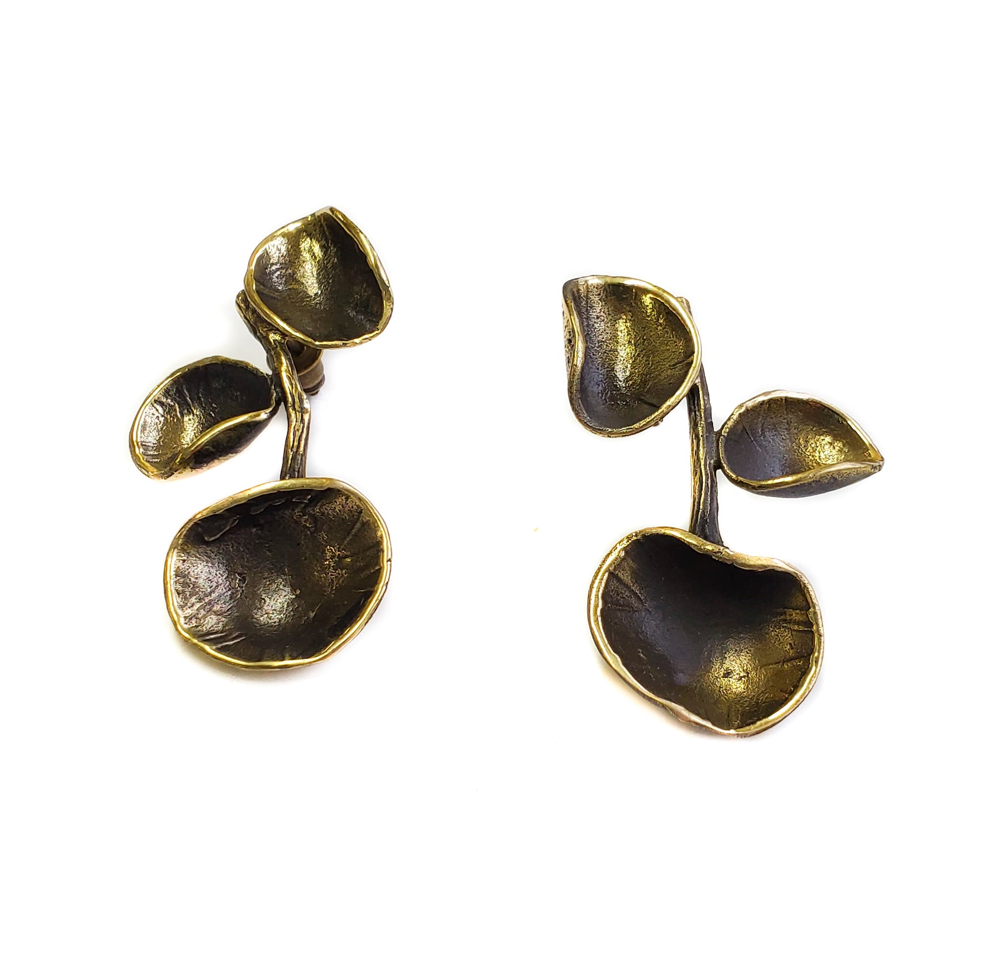 Bronze Earrings - SKU# BRN4028