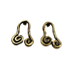 Bronze Earrings - SKU# BRN4030
