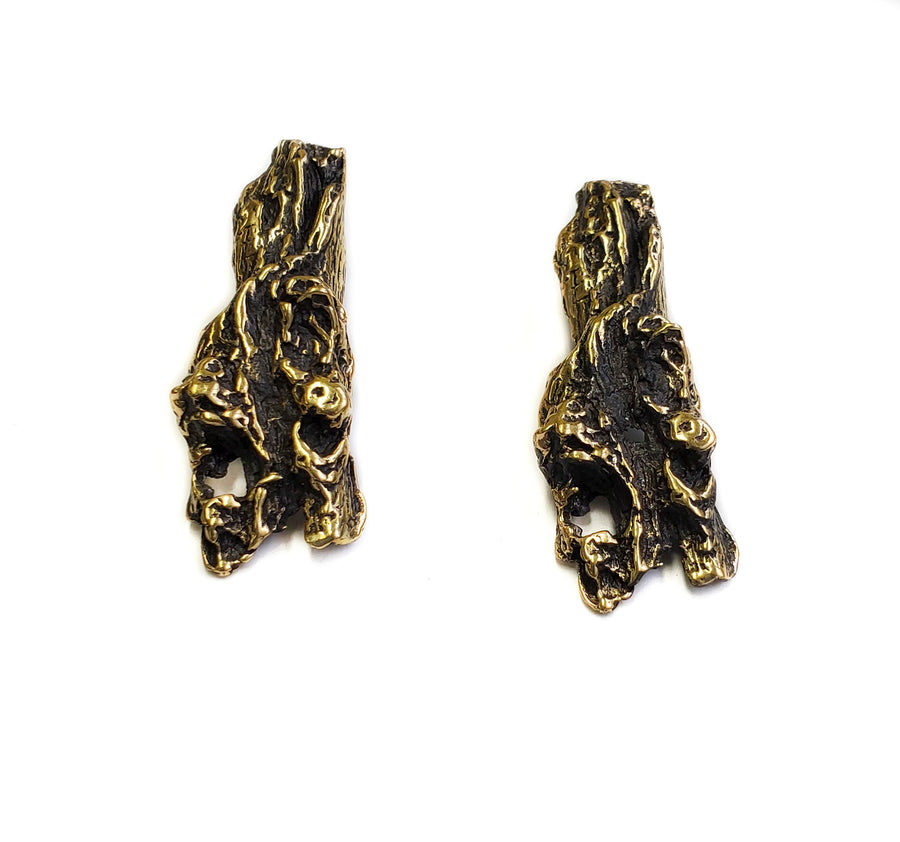 Bronze Earrings - SKU# BRN4035