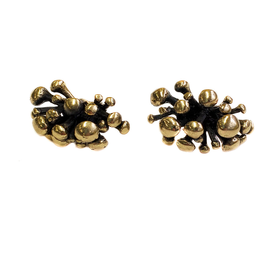 Bronze Earrings - SKU# BRN4036