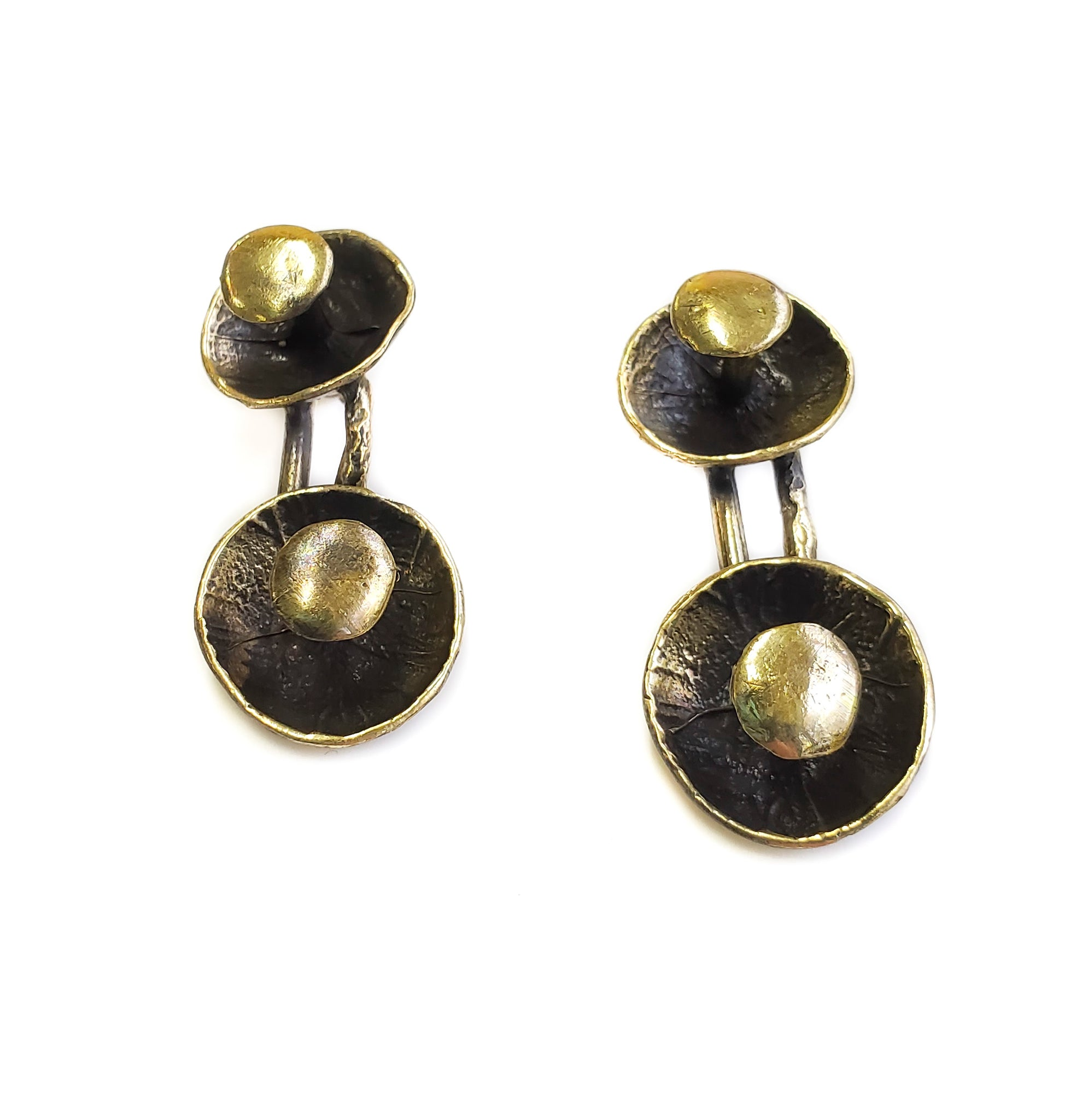 Bronze Earrings - SKU# BRN4059