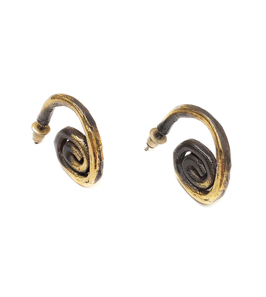 Bronze Earrings - SKU# BRN4069