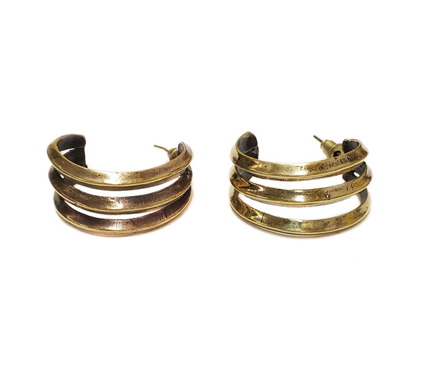 Bronze Earrings - SKU# BRN4075