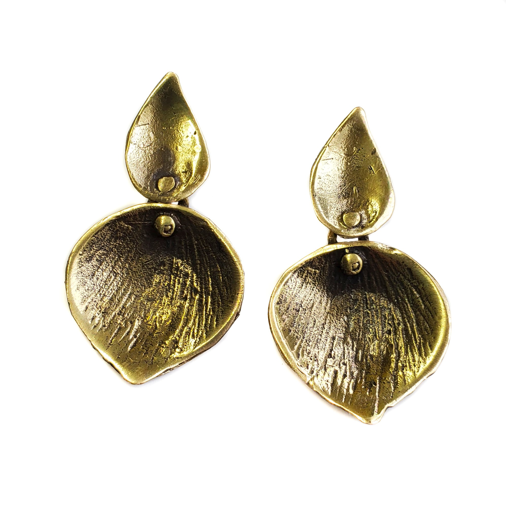 Bronze Earrings - SKU# BRN4081