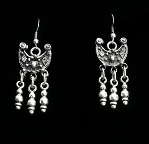Pewter Earrings - SKU# KU70
