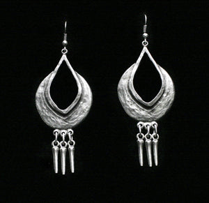 Pewter Earrings - SKU# NE1041