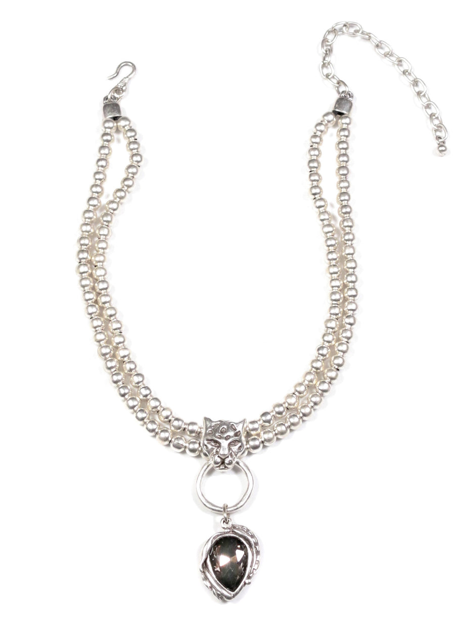 Pewter Necklace - SKU# NN3550
