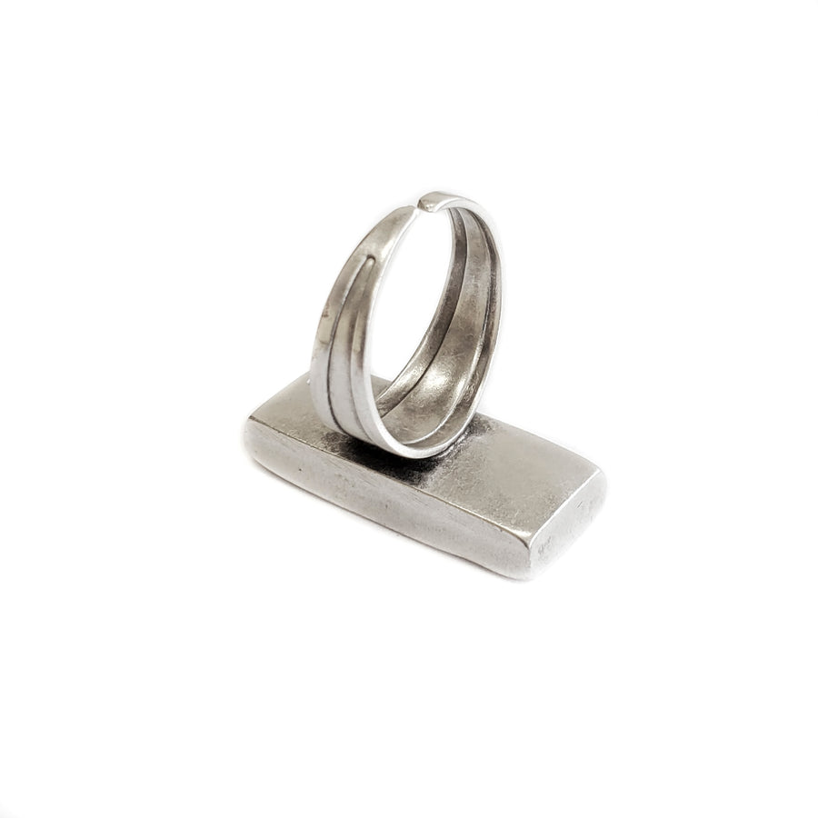 Pewter Ring SKU #NR6044