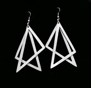Pewter Earrings - SKU# OTS178