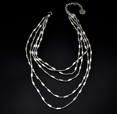 Pewter Necklace - SKU# SLVR1055