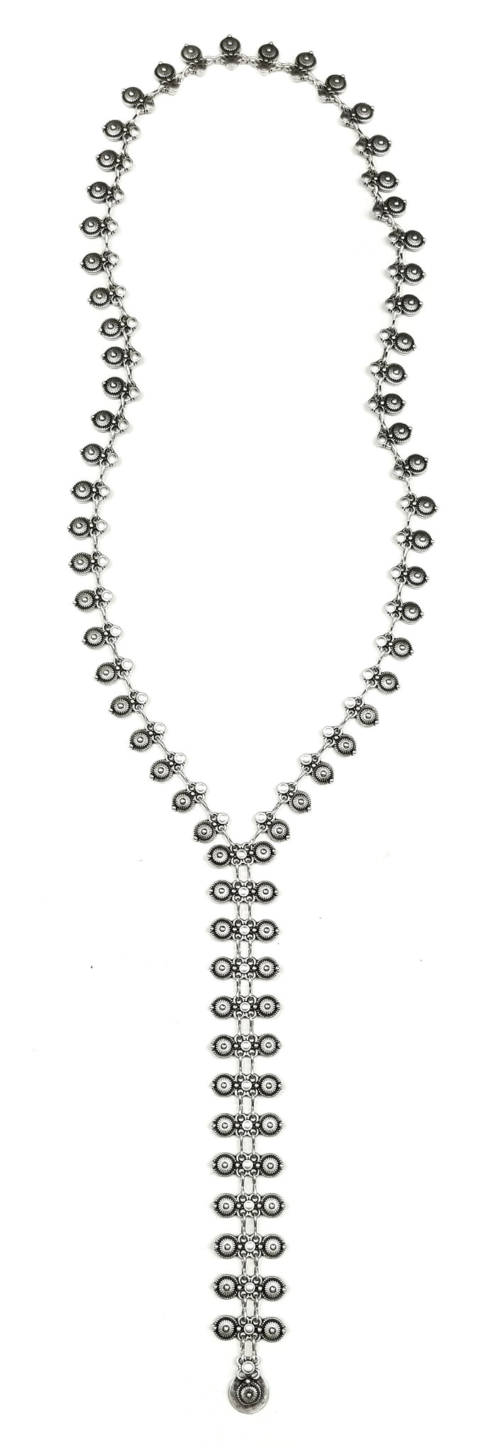 Pewter Necklace - SKU# SLVR1088