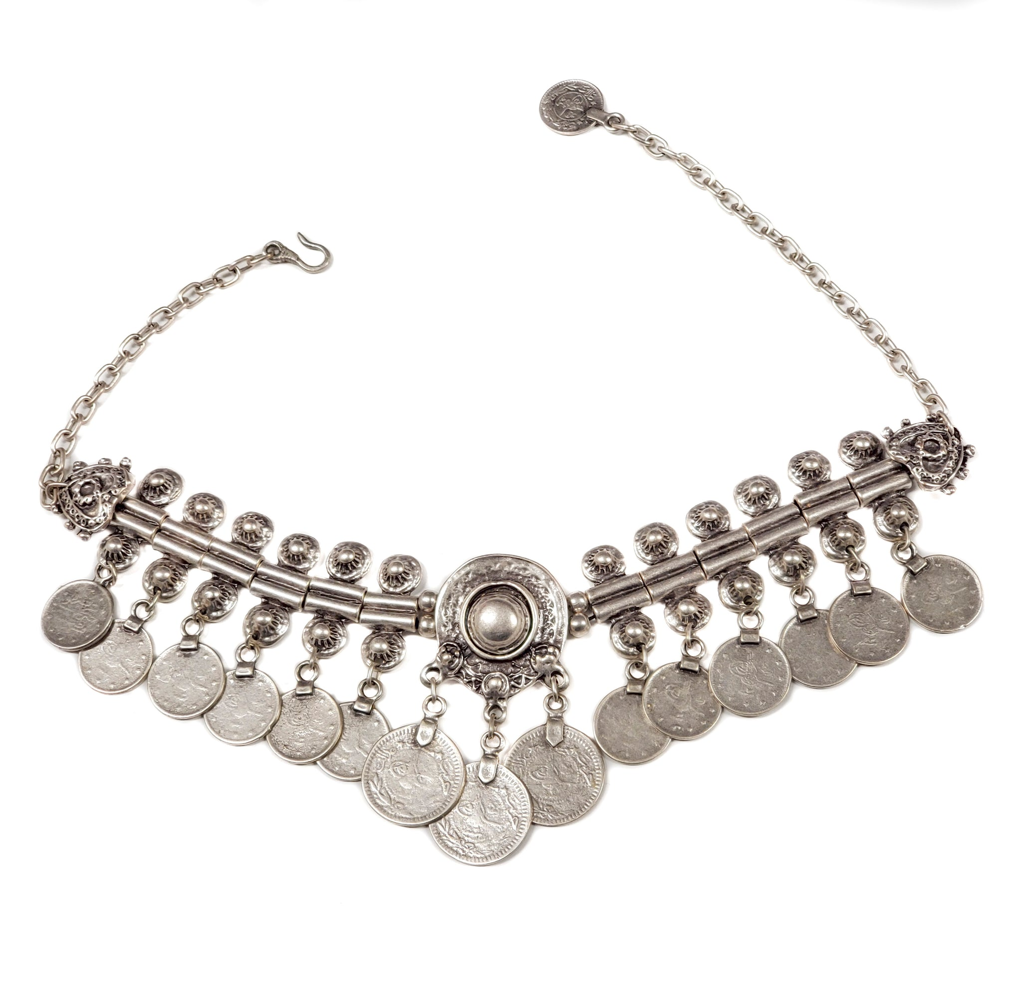 Pewter Necklace - SKU# ZNY004