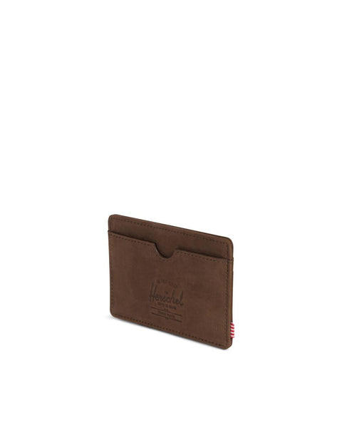 HERSCHEL CHARLIE LEATHER WALLET