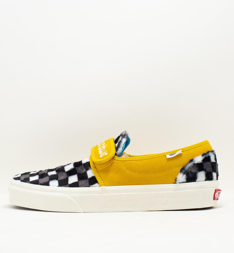 VANS X DAVID BOWIE SLIP-ON 47 V