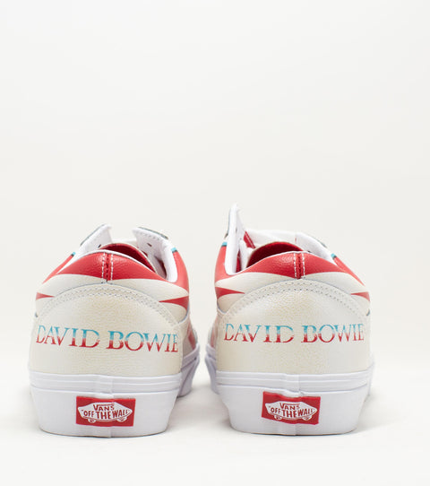 VANS X DAVID BOWIE OLD SKOOL ALADDIN