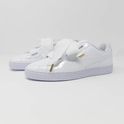 PUMA BASKET HEART PATENT WN´S
